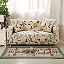 baratos Cobertura de Sofa-Cobertura de Sofa Estampado / Romântico / Contemporâneo Fios Tingidos Poliéster Capas de Sofa