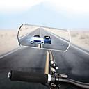 billiga Fiskespön-Backspegel Spegel till cykelstyre Konvex spegel Justerbara Hållbar Enkel att sätta på Cykelsport motorcykel Cykel Aluminum Alloy Svart Silver Röd 2 pcs Mountain Bike Vägcykling Motorcykel