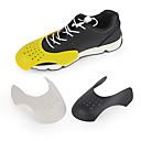 povoljno Stalci za cipele i oblikovači-Zatezivač cipela PEVA 1 par Uniseks Crn / Bijela / Tamno siva