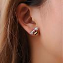 ราคาถูก ตุ้มหู-สำหรับผู้หญิง ต่างหู Bee ต่างหู เครื่องประดับ สีทอง สำหรับ เทศกาล 1 คู่