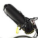povoljno Miješalice Setovi-CoolChange 20 L Bike Saddle Bag Velika zapremnina Vodootporno Može se sklopiti Torba za bicikl TPU Poliester PVC Torba za bicikl Torbe za biciklizam Cestovni bicikl Mountain Bike Outdoor
