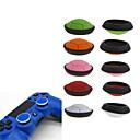 baratos Ferramentas de pesca-Punhos do polegar do controlador do jogo de 2 peças para xbox um / ps4 / sony silicone ps2