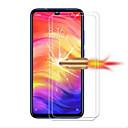 billiga Trådlösa laddare-XIAOMIScreen ProtectorXiaomi Redmi Note 7 Högupplöst (HD) Displayskydd framsida 2 sts Härdat Glas