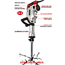 billige sprøyter Guns-Toolman Trådløs støvsugel sett 21v med boresett 8 stk heavy duty 190lb tq