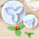 billige Bakeredskap-2pcs Plast 3D Kreativ Kjøkken Gadget Til Småkake for Vegetabilsk Bake & Mørdeigs Verktøy Bakeware verktøy