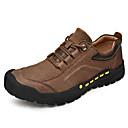 ราคาถูก รองเท้าผ้าใบผู้ชาย-สำหรับผู้ชาย รองเท้าสบาย ๆ แน๊บป้า Leather ฤดูใบไม้ผลิ / ตก คลาสสิก / ไม่เป็นทางการ รองเท้า Oxfords ไม่ลื่นไถล สีดำ / สีน้ำตาล / สีกากี / กลางแจ้ง