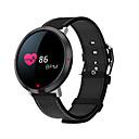 זול חכמים wristbands-ck26 שעון חכם bt כושר גשש תמיכה להודיע / ecg + ppg / קצב לב צג שעון חכם ספורט תואם טלפונים של אפל / סמסונג / אנדרואיד