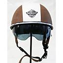 ราคาถูก หมวกกันน็อกจักรยานยนต์-ครึ่งหมวก ผู้ใหญ่ ทุกเพศ หมวกกันน็อครถจักรยานยนต์ การแต่งกายที่ง่าย / น้ำหนักเบาพิเศษ (UL)