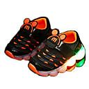 ราคาถูก รองเท้ากีฬาเด็ก-เด็กผู้ชาย Light Up รองเท้า ตารางไขว้ รองเท้ากีฬา เด็กวัยหัดเดิน (9m-4ys) ขาว / สีดำ / สีชมพู ฤดูใบไม้ผลิ / ตก / ยาง