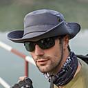 זול רכב הגוף קישוט והגנה-כל העונות בז' כחול נייבי חאקי כובע עם שוליים רחבים כובע שמש קולור בלוק פוליאסטר פעיל בסיסי סגנון חמוד יוניסקס