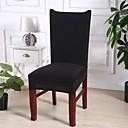 baratos Cobertura de Cadeira-Cobertura de Cadeira Sólido Estampado Poliéster Capas de Sofa