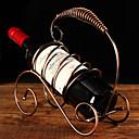 billige Vaser & Kurv-1pc Smijern Vinhyller Vinhyller Klassisk Vin Tilbehør til barware