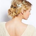 povoljno Party pokrivala za glavu-Žene dame pomodan Moda Elegantno Legura Kubični Zirconia Čari za kosu Angažman Ležerno / za svaki dan - Jednobojni