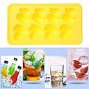 Χαμηλού Κόστους Εργαλεία ψησίματος και ζαχαροπλαστικής-1pc Silica Gel Λατρευτός 3D Πάγος Σοκολατί Πάγος για κέικ Ζώο Εργαλεία για Ψήσιμο & Ζύμες Εργαλεία ψησίματος