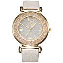 ราคาถูก สร้อยคอโช๊คเกอร์-สำหรับผู้หญิง นาฬิกาควอตส์ นาฬิกาอิเล็กทรอนิกส์ (Quartz) สไตล์ ดำ / สีขาว / ฟ้า ดีไซน์มาใหม่ นาฬิกาใส่ลำลอง ระบบอนาล็อก ไม่เป็นทางการ แฟชั่น - สีเงิน น้ำเงินท้องฟ้า กุหลาบแดง / หนึ่งปี