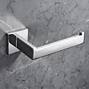 olcso WC-papír tartók-Vécépapír tartó Új design Kortárs / Modern Rozsdamentes acél 1db - Fürdőszoba Fali