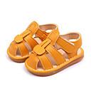 ราคาถูก รองเท้าแตะเด็ก-เด็กผู้ชาย / เด็กผู้หญิง ความสะดวกสบาย Microfibre รองเท้าแตะ เด็กวัยหัดเดิน (9m-4ys) ขาว / สีเหลือง / สีชมพู ฤดูร้อน / ยาง