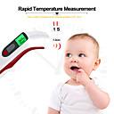 Χαμηλού Κόστους Απλίκες Τοίχου-υπέρυθρο θερμόμετρο lcd ψηφιακό μωρό πυρετό μέτρο ενηλίκων παιδιά μέτωπο μέτωπο χωρίς επαφή υπέρυθρες rz-a200