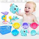 ราคาถูก เครื่องประดับผมสำหรับงานปาร์ตี้-อาบน้ำของเล่น น่ารัก ปฏิสัมพันธ์ระหว่างพ่อแม่และลูก / ของเด็ก Infant Toy ของขวัญ 9 pcs