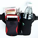 Χαμηλού Κόστους Μπρελόκ-τσάντα μέσης σάκο τσάντα άνδρες και γυναίκες ταξιδεύουν πολλαπλών λειτουργιών διπλό σπορ αδιάβροχο ρυθμιζόμενο τσέπη ταξιδίου τσέπη 6 ίντσες