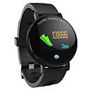 Χαμηλού Κόστους Εξτένσιος μαλλιών με φυσικό χρώμα-Y6 PLUS Άντρες Έξυπνο ρολόι Android iOS Bluetooth Αδιάβροχη Οθόνη Αφής Συσκευή Παρακολούθησης Καρδιακού Παλμού Μέτρησης Πίεσης Αίματος Αθλητικά ΗΚΓ + PPG