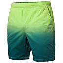 זול מכנסיים ושורטים לגברים-בגדי ריקוד גברים בסיסי צ'ינו / שורטים מכנסיים - צבעים מרובים צהוב ירוק בהיר כחול בהיר XXL XXXL XXXXL