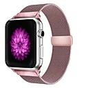 ราคาถูก เคสสำหรับ iPhone-สายนาฬิกา สำหรับ Apple Watch Series 5/4/3/2/1 Apple สายสแตนเลส Milanese สแตนเลส สายห้อยข้อมือ