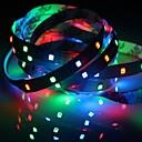 ราคาถูก อุปกรณ์เสริมหลอดไฟ-1 ชิ้น ip20 rgb 300 นำแถบแสง 5 เมตร 60 leds / m smd 2835 สีขาวอบอุ่นสีขาวสีเหลืองสีแดงสีเขียวสีฟ้านำแถบ 12 โวลต์ linkable / กาวในตัว / ทีวีพื้นหลังเทปที่มีความยืดหยุ่นเชือกเชือกแถบ