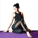 billige Treningsutstyr og tilbehør-Ballet Trikoter / Unitarder Dame Trening / Ytelse Elastisk / Elastan Kombinasjon Ermeløs Høy Trikot / Heldraktskostymer