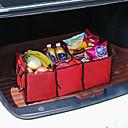 זול אירגוניות לרכב-ארגונית תא מטען לרכב חמה למכירה תיק אחסון נסיעות שקית אחסון מזון מכונית תיבת קירור סטיילינג מיכל מטען פנים עמיד למים