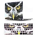 ราคาถูก รอกตกปลา-สหรัฐรุ่นการ์ตูนแบบ macbook พลาสติกแข็งกรณีที่มีแป้นพิมพ์ป้องกันปกเข้ากันได้กับใหม่ / เก่า macbook air pro retina 11/12/13/15 นิ้ว