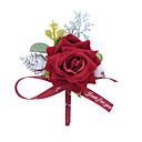 """povoljno Cvijeće za vjenčanje-Cvijeće za vjenčanje Boutonnieres Vjenčanje / Special Occasion Ostali materijal 4.72 """"(Approx.12cm)"""