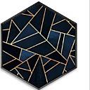Χαμηλού Κόστους Εκτυπώσεις σε Κορνίζα-Ελαιογραφία σε Κορνίζα - Αφηρημένο Ξύλο Ελαιογραφία Wall Art