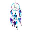 cheap Dreamcatcher-Dreamcatcher - Feather Bohemia 1 pcs Wall Decorations