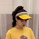 ราคาถูก หมวกวิ่ง ถุงเท้าและปอกแขน-หมวกใส่วิ่ง ระบายอากาศ สำหรับ การออกกำลังกาย วิ่ง สลับ ฝ้าย ฤดูใบไม้ร่วง ฤดูใบไม้ผลิ ฤดูร้อน