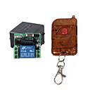 billige Sett med pikeklær-Smart Switch AK-RK01+AK-TF01 til Daglig Fjernstyrt / Multifunktion / Enkel å installere Fjernkontroll Trådløs 12 V