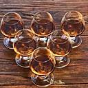 billiga Vinkylare-2pcs Glas Glas Vinkylare Kreativ Köksredskap Vin Tillbehör för Barware