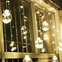 ราคาถูก วิทยุสื่อสาร-3M ไฟสาย 138 ไฟ LED ขาวนวล ตกแต่ง 100-240 V / 220-240 V 1set