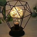 זול כלים לאפייה-1pc מנורת לילה לבן חם סוללות AA יצירתי 5 V