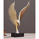 billige Kunsthåndverk-Dekorative gjenstander, Metall Moderne Moderne til Hjemmedekorasjon Gaver 1pc