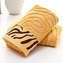 זול מגבת רחצה-איכות מעולה מגבת רחצה, קווים / גלים 100% סיב מיקרו חדר אמבטיה 2 pcs