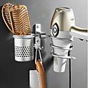 billige Baderomshyller-Hårtørker Nytt Design / Kul Moderne Rustfritt Stål 1pc Vægmonteret