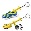 baratos Formas e Esticadores de Sapatos-Formas e Alargadores de Sapato Plástico 1pack Unisexo Amarelo