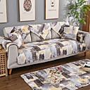 baratos Cobertura de Sofa-Cobertura de Sofa / almofada do sofá NEUTRAL / Contemporâneo Acolchoado Algodão Capas de Sofa