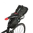 ราคาถูก วิทยุสื่อสาร-ROSWHEEL 10 L กระเป๋าใส่จักรยาน กันน้ำ ทนทาน Bike Bag TPU 600D Ripstop Bicycle Bag Cycle Bag ปั่นจักรยาน จักรยานใช้บนถนน จักรยานปีนเขา กลางแจ้ง