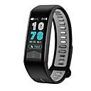 Χαμηλού Κόστους Smartwatch Bands-BoZhuo T02 Αντρες γυναίκες Έξυπνο βραχιόλι Android iOS Bluetooth Αδιάβροχη Συσκευή Παρακολούθησης Καρδιακού Παλμού Μέτρησης Πίεσης Αίματος Αθλητικά Θερμίδες που Κάηκαν