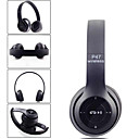 billige Hodetelefoner på øret og over øret-LITBest P47 Over-øret hodetelefon Trådløs Reise og underholdning Bluetooth 4.2 Stereo Med mikrofon Med volumkontroll
