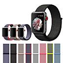 ราคาถูก เคสสำหรับ iPhone-สายนาฬิกา สำหรับ Apple Watch Series 4/3/2/1 Apple สายยางสำหรับเส้นกีฬา ไนลอน สายห้อยข้อมือ