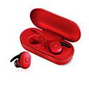 Χαμηλού Κόστους TWS Αληθινά ασύρματα ακουστικά-dt-1 tws ακουστικό mini bluetooth v5.0 αληθινό ασύρματο ακουστικό στερεοφωνικό αδιάβροχο αθλητικό ακουστικό με μικρόφωνο φόρτισης