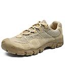 ราคาถูก รองเท้าOxfordสำหรับผู้ชาย-สำหรับผู้ชาย รองเท้าสบาย ๆ หนังนิ่ม / ผ้าใบ ตก / ฤดูร้อนฤดูใบไม้ผลิ Sporty / วินเทจ รองเท้ากีฬา เดินป่า ระบายอากาศ สีดำ / ผ้าขนสัตว์สีธรรมชาติ / การกรีฑา / ไม่ลื่นไถล / สวมหลักฐาน